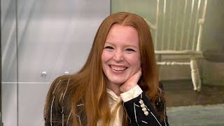 Motherly Madness with Lauren Ambrose | New York Live TV