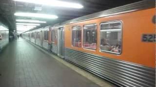 The Philadelphia Subway (Metro). USA (SEPTA)