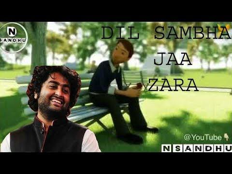 dil-sambhal-jaa-zara-|-song-|-arijit-singh-|-cartoon-version-|-star-plus