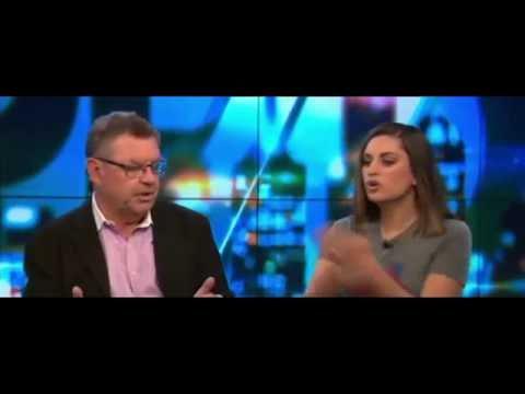 Can we cut the bulls*** : Jamila Rizvi  clashes with Steve Price over 2016 US election results