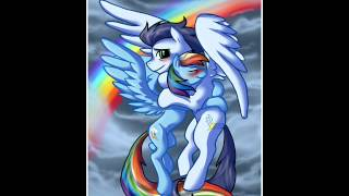 Rainbow Dash and Soarin - Just Another Rainbow