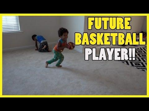 FUTURE BASKETBALL PLAYER!!