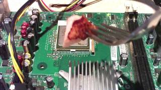Cooking with Intel Ep1 - A Demonstration on CPU Heat
