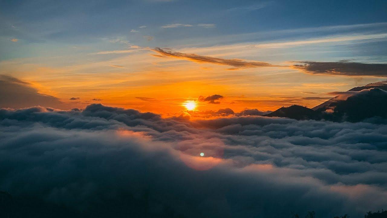 MOUNT BATUR VOLCANO SUNRISE HIKE - YouTube
