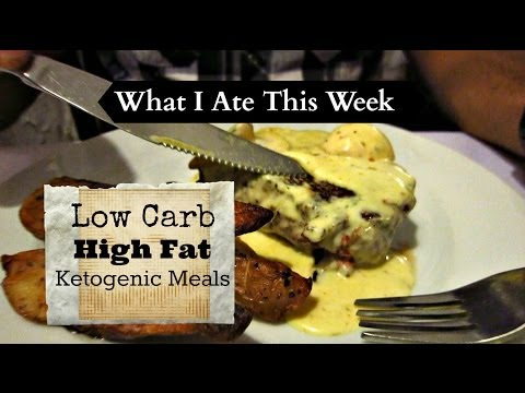 low-carb-atkins-&-ketogenic-meals---what-i-ate-this-week!