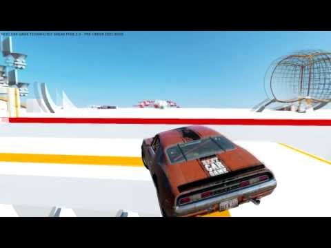 Next Car Game Technology Sneak Peek 2.0