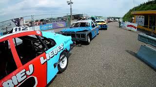 2litre Saloon Stockcar Raceway venray Juni 2019