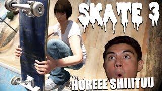 I PULLED OFF TRICKS SO SICK THAT I IMPRESSED MYSELF   Skate 3 [END]