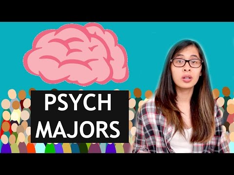 Shit People Tell Psych Majors