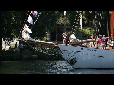 Lake Washington Ship Canal Centennial Boat Parade