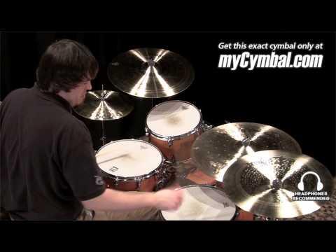 """Zildjian 19"""" K Custom Dark China Cymbal (K0972-1012913J)"""