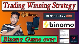 Trading Winning Strategy | Olymp trade 100% Winning Strategy | Binany Game Over | By Milan Jain