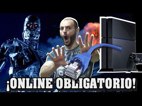 ¡COMO PS5 NECESITE CONEXIÓN PERMANENTE ME CAGO EN ELLA! - Sasel - Sony - playstation online