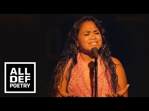 "Terisa Siagatonu  ""Ethnic Studies"" - ALL DEF POETRY: INKSLAM 2014"