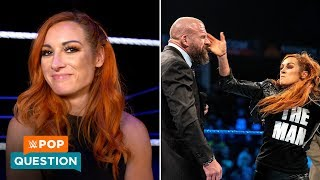 What's your favorite Triple H moment?: WWE Pop Question