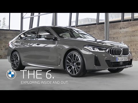 Exploring the new BMW 6 Series, inside and out.