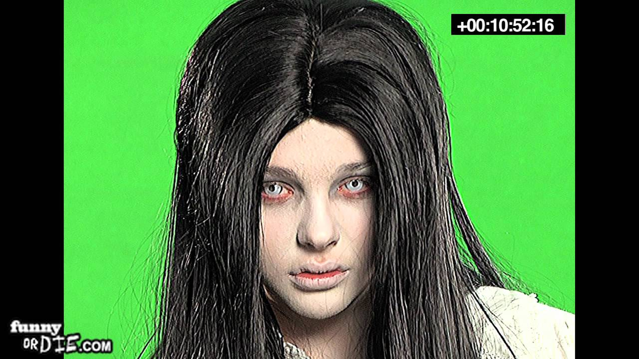 Scary Girl with Chloe Moretz - YouTube