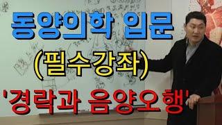 [심쌤의 건강교실] 동양의학 - 경락과 음양오행