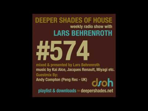 Deeper Shades Of House 574 w/ excl. guest mix by...