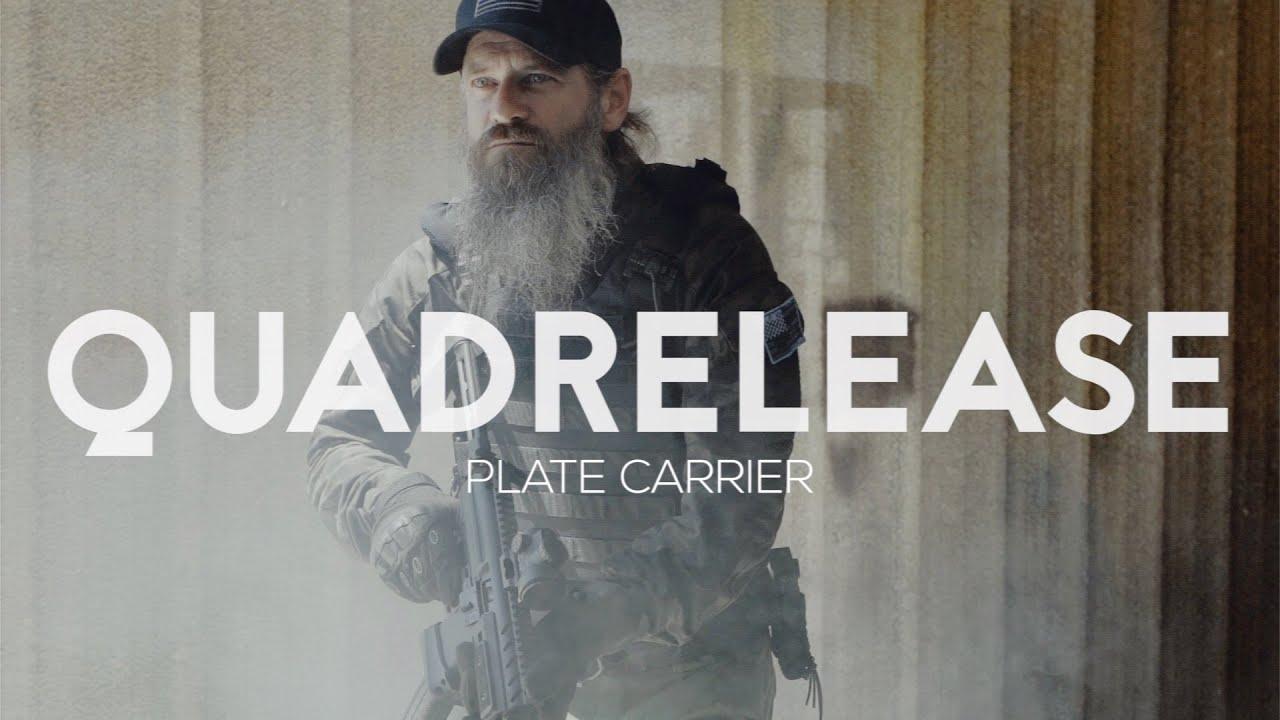 Quadrelease Tactical Plate Carrier