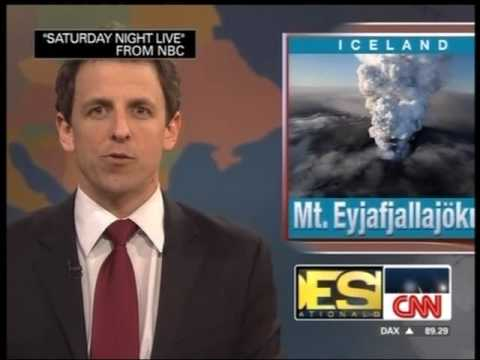 The Icelandic Volcano Tongue Twister (April 20th 2010)