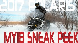 STV 2017 MY18 Sneak Peek Polaris