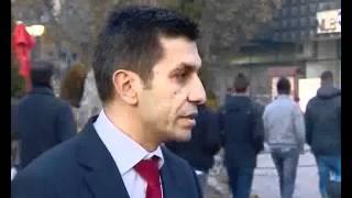 """Nënshkruhet Marrëveshja për kryerjen e punëve ndërtimore në sheshin """"Skënderbeu"""" në Shkup"""