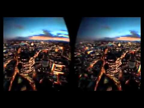 Marriott Hotels Virtual Travel Teleporter - Goggle View