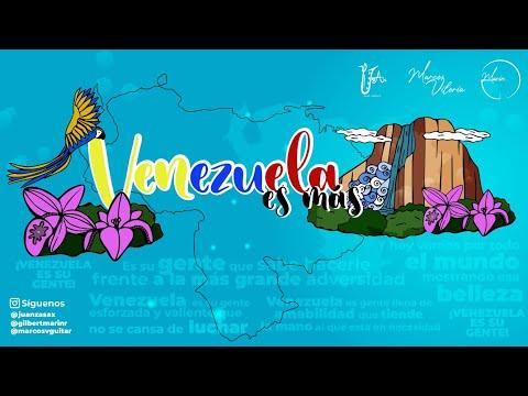 Venezuela Es Más - Gilbert Marín ( Official Vídeo Lyrics)