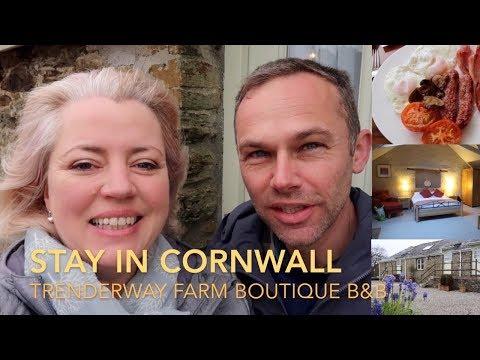 Visit Cornwall And Stay At Trenderway Farm Luxury B&B, Polperro: STAY IN CORNWALL