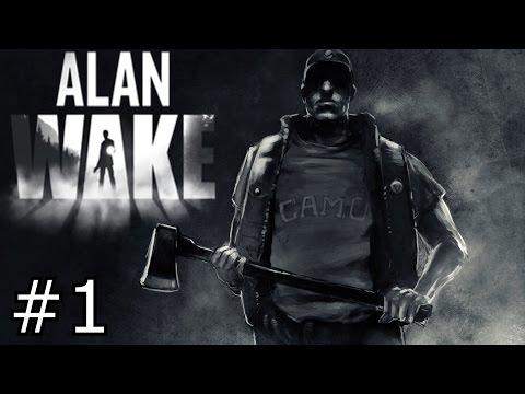 BOBAN ME JURI KROZ SUMU!!! [Alan Wake] #1