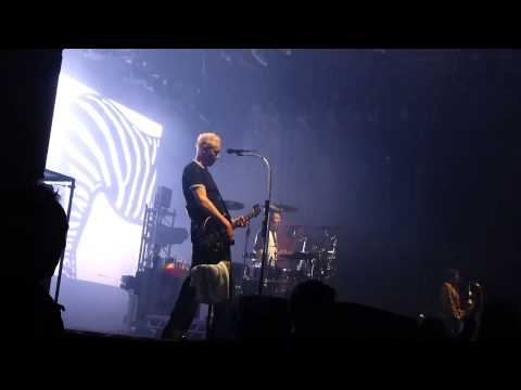 "Die Ärzte ""Motherfucker 666"" Linz Tips Arena 21.Oktober 2012 Comeback-Tour"