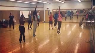 Janelle Murray - Dancing