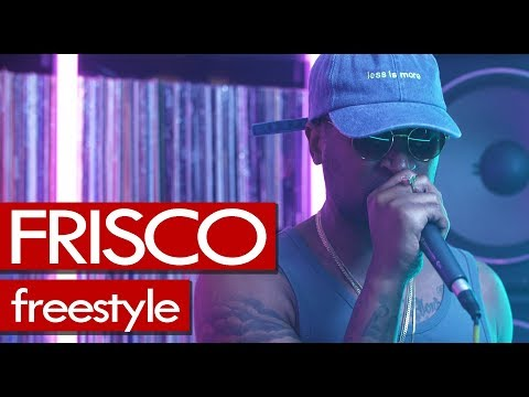 Frisco freestyle - Westwood Crib Session (4K)