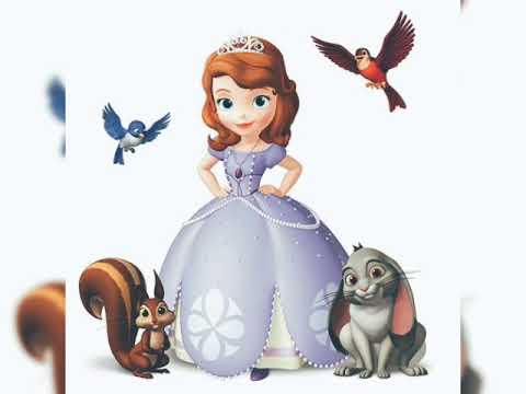Princesa Sofia Desenho Princesa Sofia Youtube