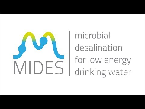 MIDES - microbial desalination for low energy drinking water.