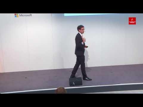 Forum Industrie 4.0 - Tobias Gaukstern