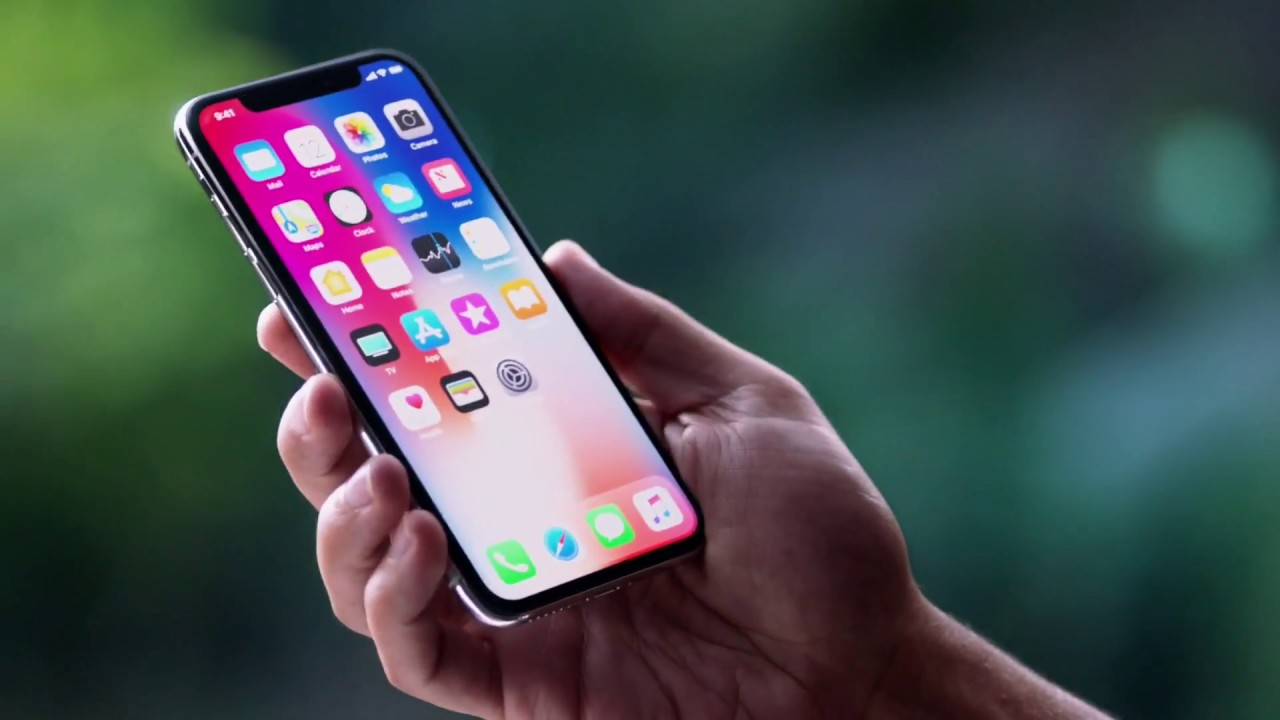 Introduction To The IPhone X 10