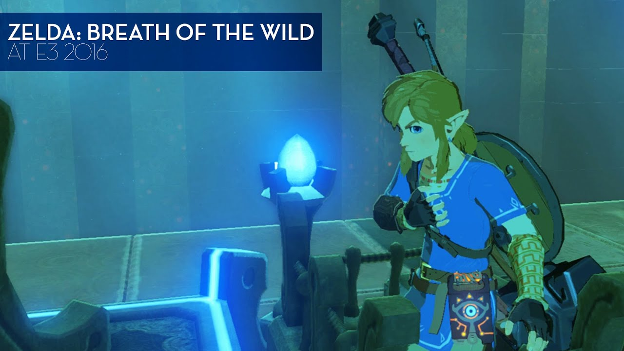 Nine Cool Things I Did In Zelda: Breath of the Wild At E3