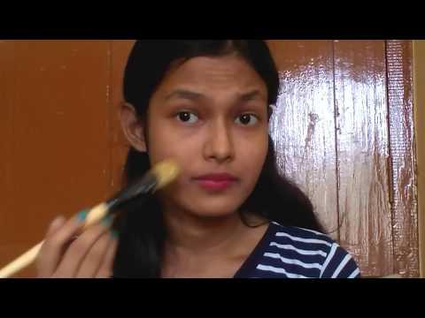 Aloevera(DIY)Facial  for all skin types (In Hindi version )