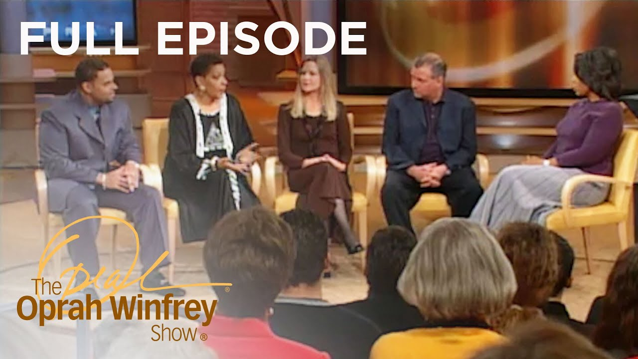 Thomas Jefferson's Black & White Relatives Meet Each Other | The Oprah Winfrey Show | OWN