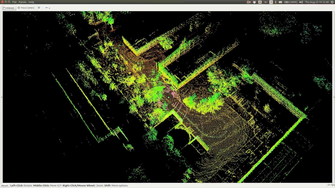 LeGO-LOAM: Lightweight and Ground-Optimized Lidar Odometry and Mapping on  Variable Terrain