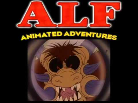 ALF The Animated Series S01E02 Hair Today...