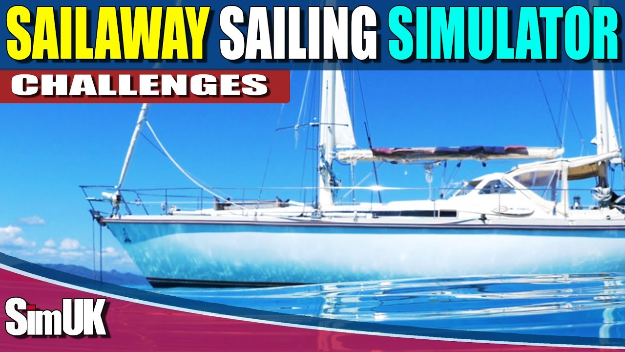 Sailaway the Sailing Simulator - (Challenge) French Riviera