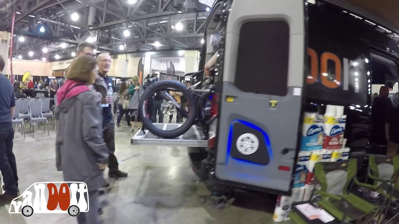 VanDOIt Camper Van Hits Conventions