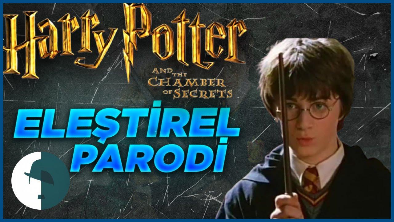 Harry Potter Sırlar Odası - Premium Parodi