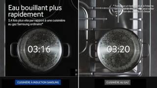 Cuisinière Samsung à induction NE58H9970