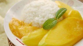 三分鍾教煮 2 椰汁芒果糯米飯