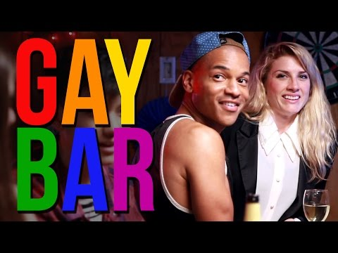 Thumbnail: Gay Bar: 1st Time Vs. 101st Time