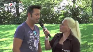 Interview mit Benjamin Boyce bei Oberhausen Feiert 2015